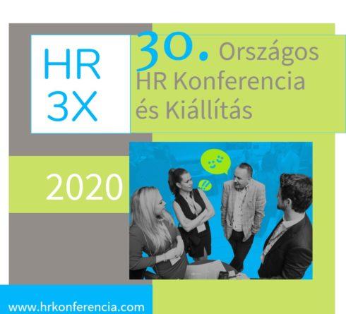 30. Országos HR Konferencia és Kiállítás<br /> későbbi időpontra halasztva