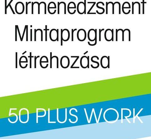 Aktív Kormenedzsment Mintaprogram létrehozása (EFOP-5.2.2-17-2017-00130)